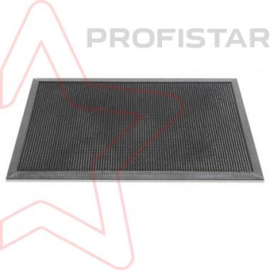 Входной игольчатый коврик Фингетип прямоугольный. Резина