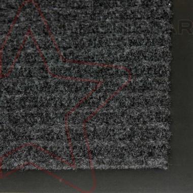 Профи стар лайт черный - грязезащитный влаговпитывающий ковер