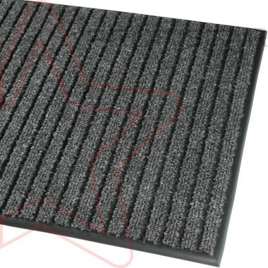 Износостойкий грязезащитный ковер Аркос Стар антрацит