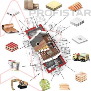 Комплектация объектов напольными покрытиями