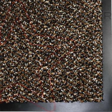 Лас вегас коричневый - грязезащитный влаговпитывающий ковер