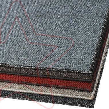 Грязезащитный влаговпитывающий ковер Super Star оверлок