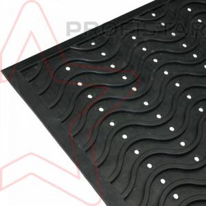 Резиновый ковер Волна